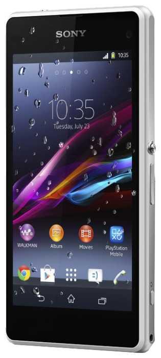 Ремонт Sony Xperia Z1 Compact